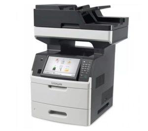 Soluções de Impressão para Empresas | Toners e Tinteiros Reciclados - Lexmark MX 711